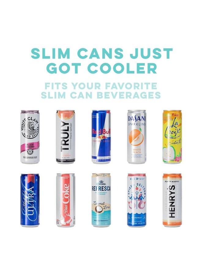 12oz. Skinny Can Cooler-Bombshell