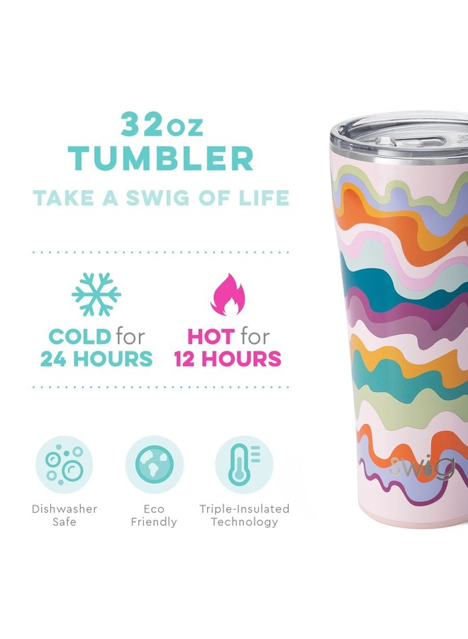 32oz Tumbler- Sand Art