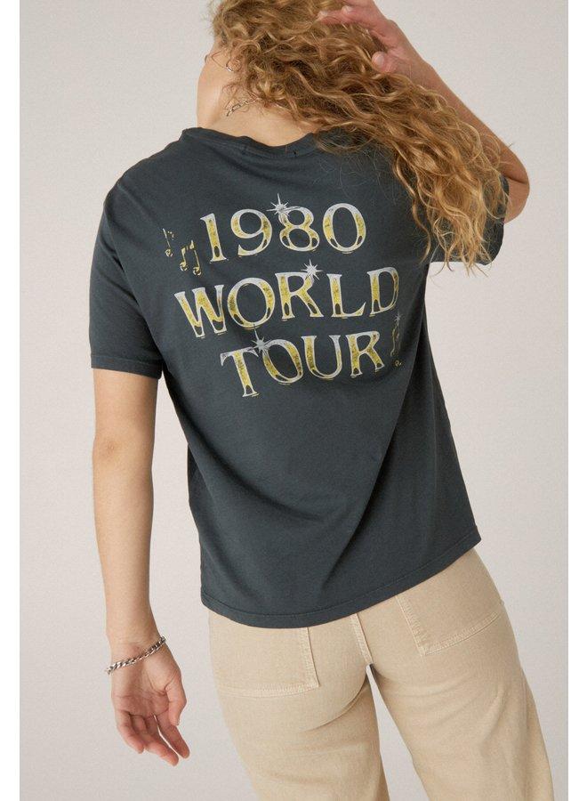 Elton John World Tour Boyfriend Tee