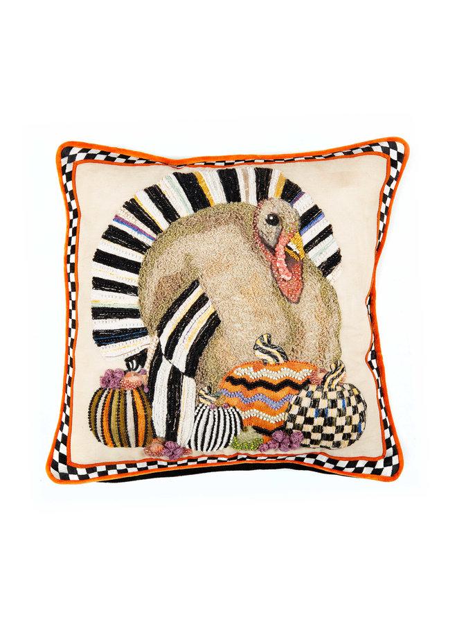 Lexington Turkey Pillow