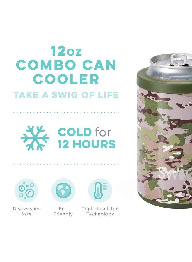 12oz Combo Cooler - Duty Calls