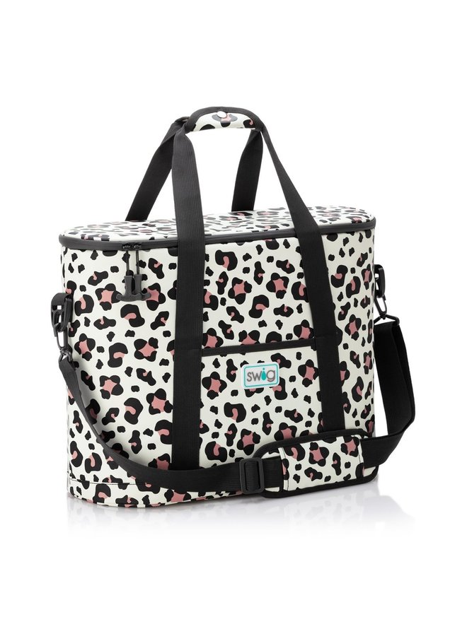Luxy Leopard Cooli Family Cooler