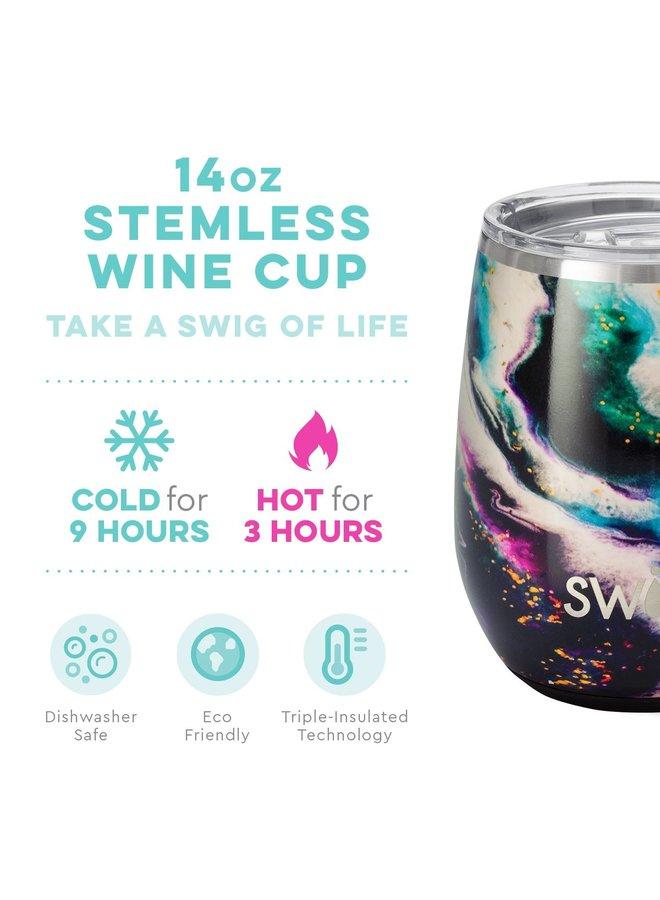 Aurora Stemless Wine Tumbler