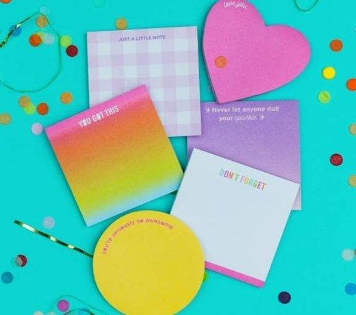 Journals, Notebooks & Notepads