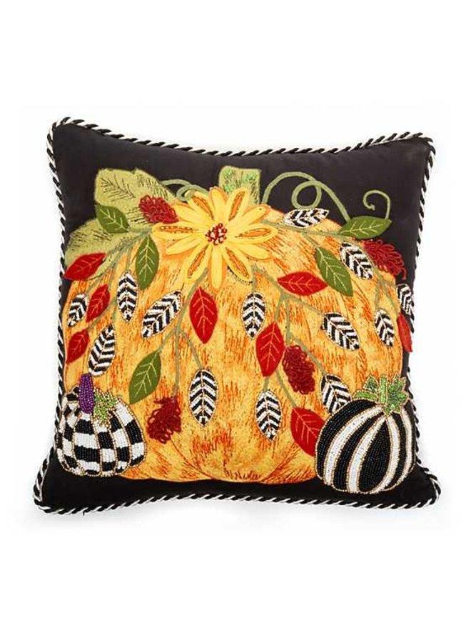 Harvest Pumpkin Pillow