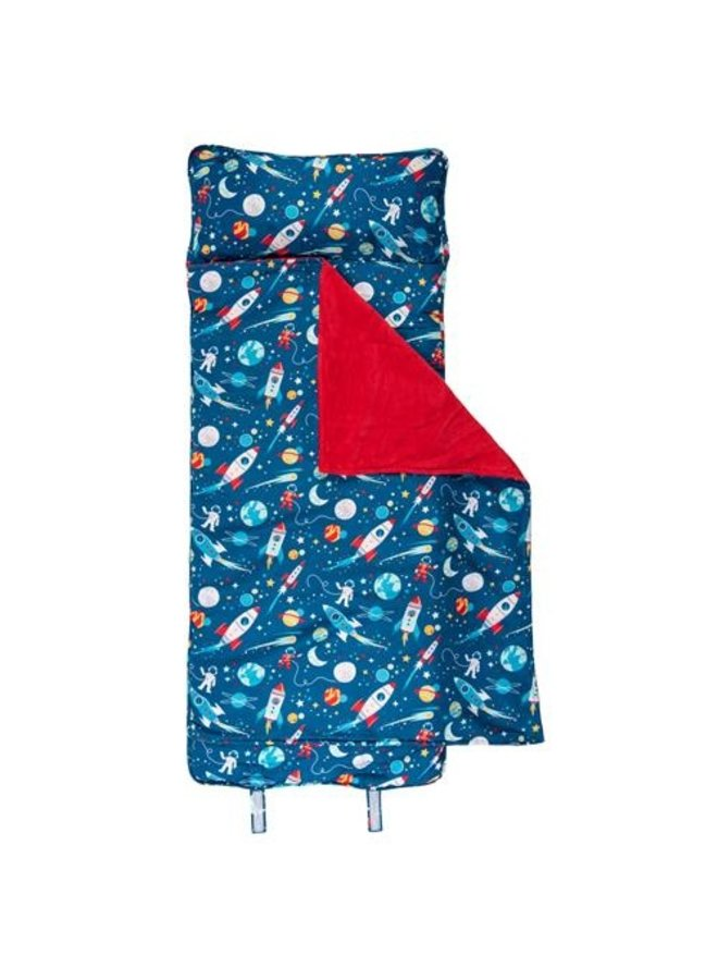 All Over Print Nap Mat- Space