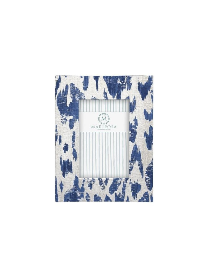 Carlotta Blue 4x6 Frame