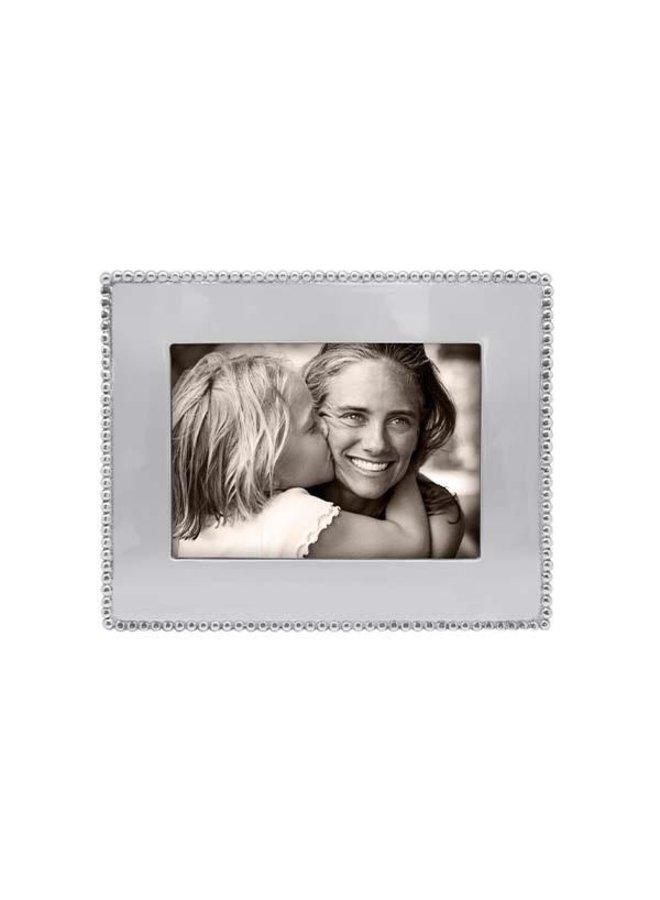 Beaded 5x7 Engraveable Frame