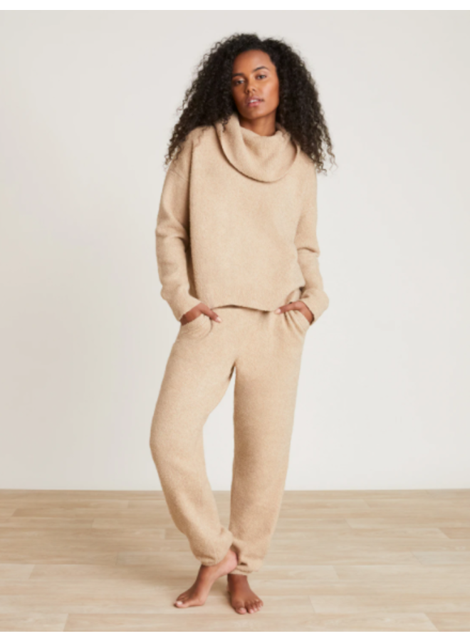 Ecochic Cowl Neck Pullover