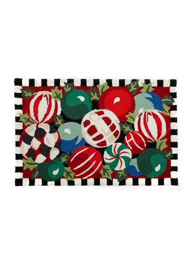 Jolly Ornament Rug