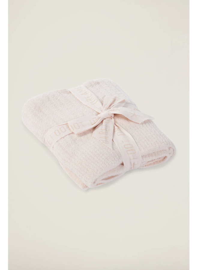 CozyChic Lite Ribbed Baby Blanket - Pink