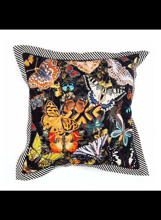 Field of Butterflies Pillow