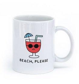 Seltzer Beach Please Mug