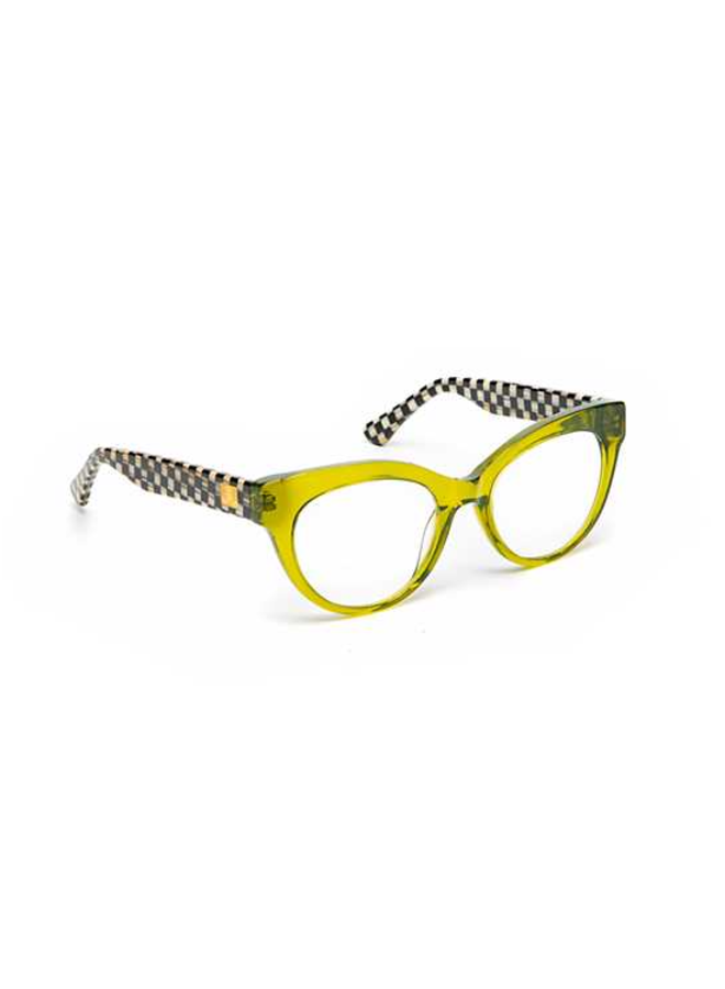Kitty Readers - Chartreuse