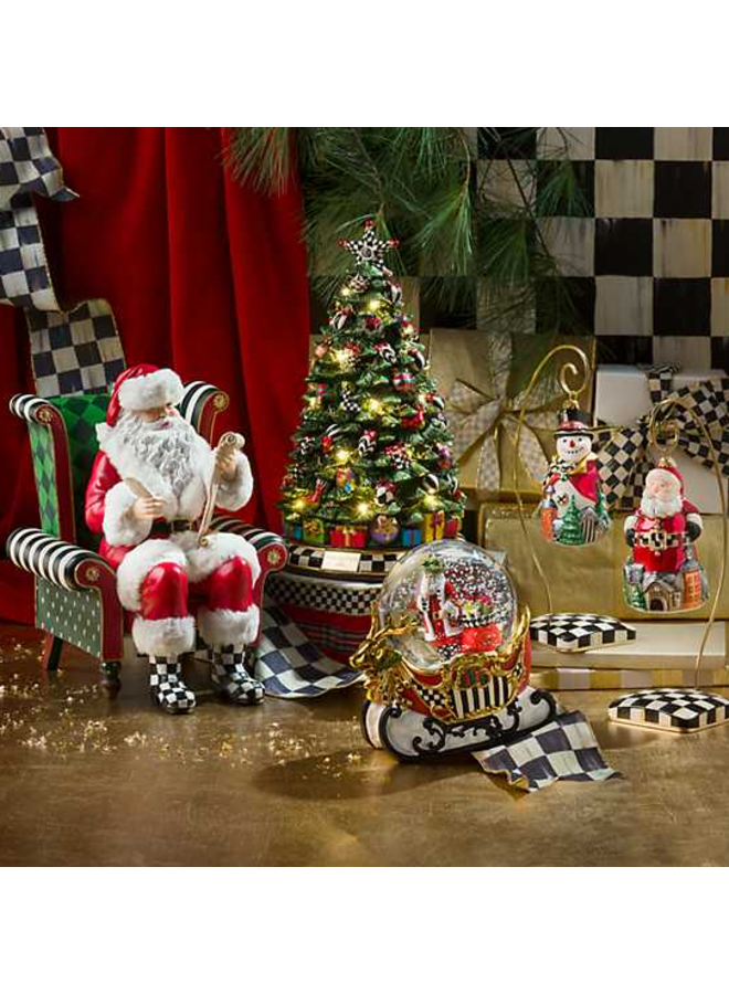 Christmas Carol Tree