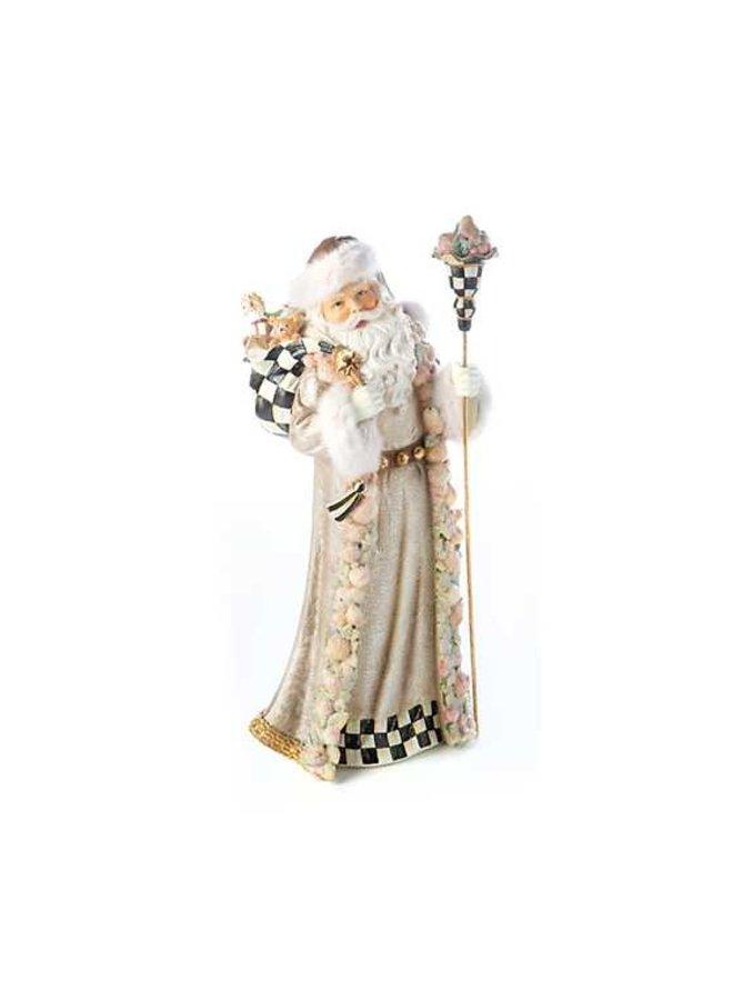 Della Robbia Sugared Santa