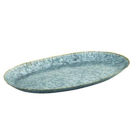 Star Home Designs San Miguel Oval Starburst Tray