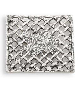 Star Home Designs Bird & Branch Trivet