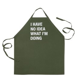 Say What No Idea What I'm Doing Apron