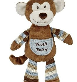 Maison Chic Mike the Monkey Tooth Fairy Pillow