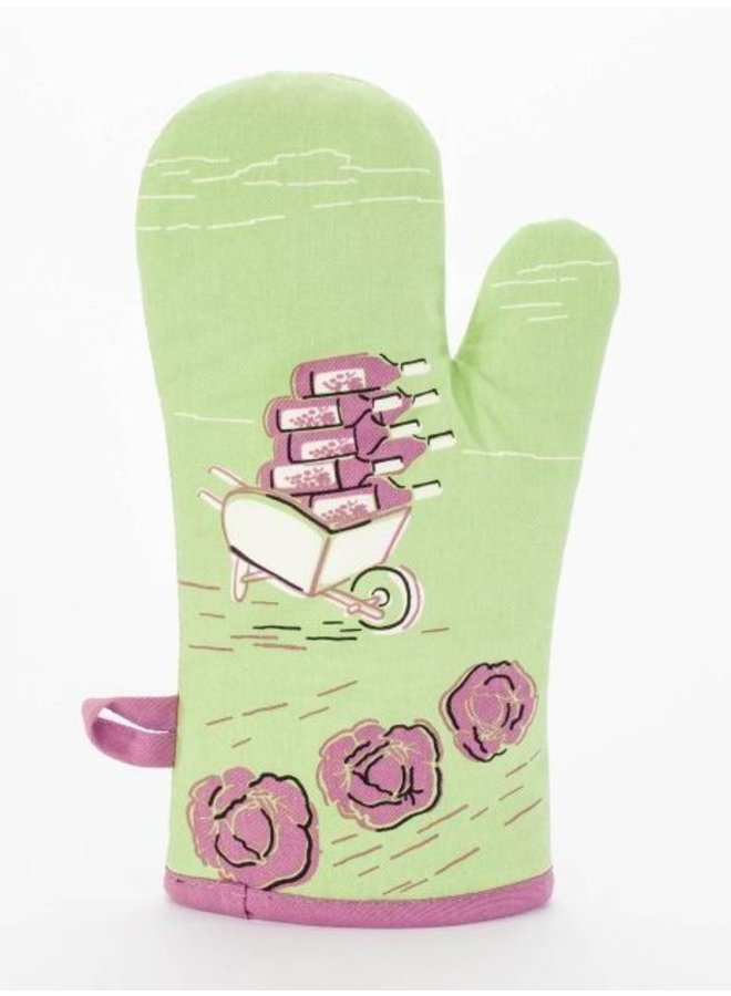 My Favorite Salad Oven Mitt