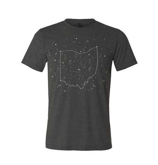 The Direction Ohio Constellation Tee-
