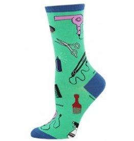 Socksmith Socksmith- Women's Socks Those Hair Necessities