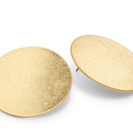 Jenny Bird Ariel Earrings Gold