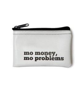 He Said, She Said Mo Money, Mo Problems Vinyl Zip Pouch