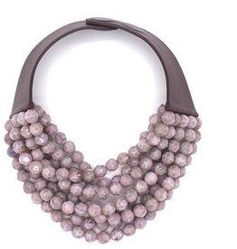 Fairchild Baldwin Bella Necklace - Stone Lilac