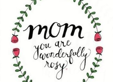 Mom/Mother's Day