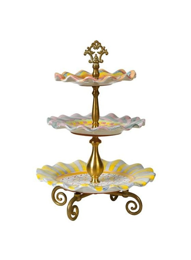 Taylor Three Tier Sweet Stand