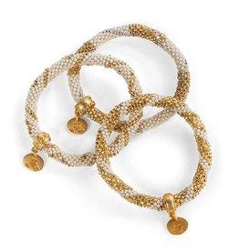 MacKenzie-Childs Sweetbriar Little Beaded Bracelets-Set Of 3