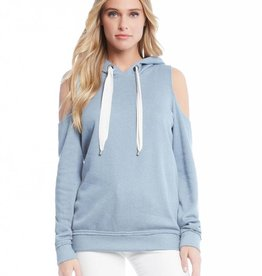 Fifteen Twenty Cold Shoulder Hoodie