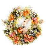 MacKenzie-Childs Garden Patch Wreath