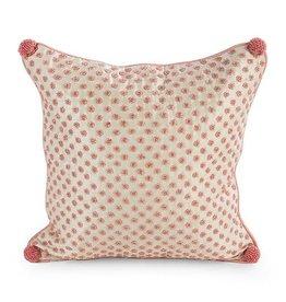 MacKenzie-Childs Rosebud Pillow