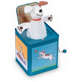 Jack Rabbit Creations Jack In The Box: Dog