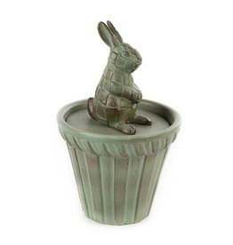 MacKenzie-Childs Rabbit Citronella Candle
