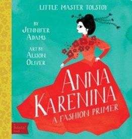 Gibbs Smith Anna Karenina Book