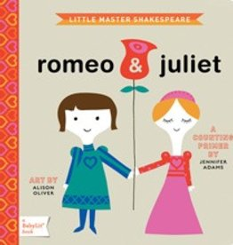 Gibbs Smith Romeo & Juliet Book