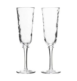 Juliska Carine Toasting Flute-Set Of 2