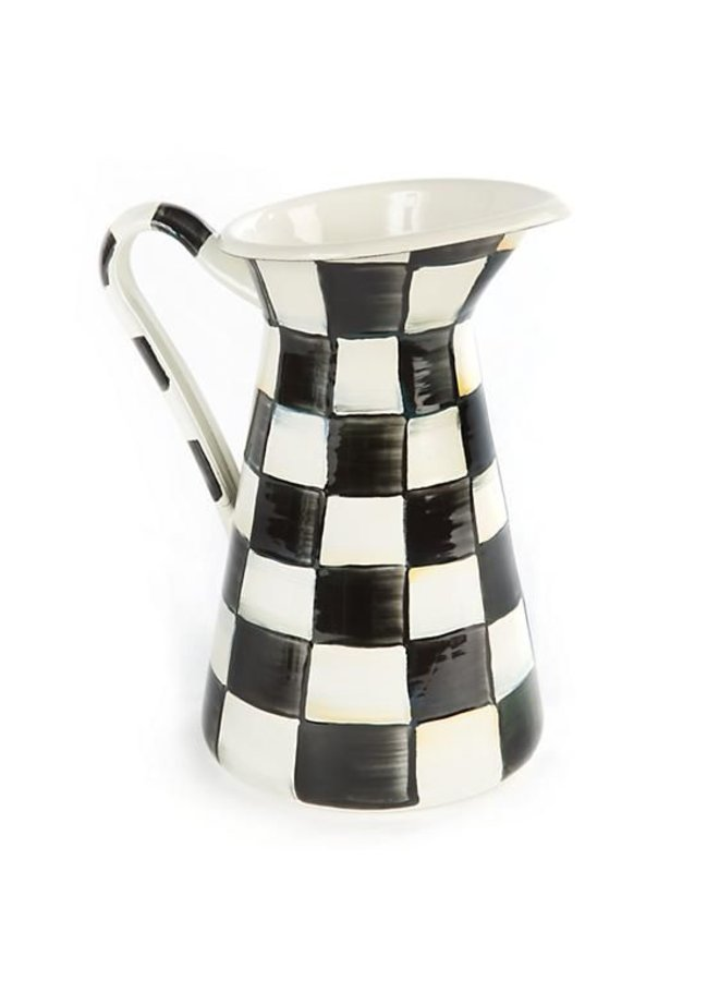 Courtly Check Practical Pitcher-Medium