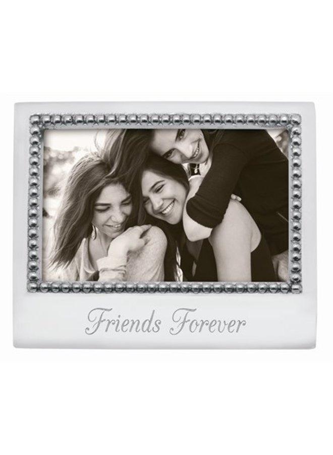 4 x 6 Friends Forever Beaded Frame