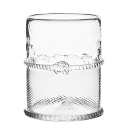 Juliska Graham Double Old Fashion Glass