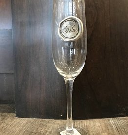 Southern Jubilee Champagne Flute- Mr.