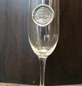 Southern Jubilee Champagne Flute- Mrs.