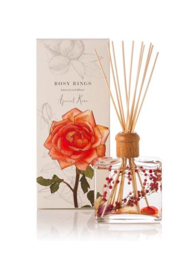 Botanical Reed Diffuser-Apricot Rose