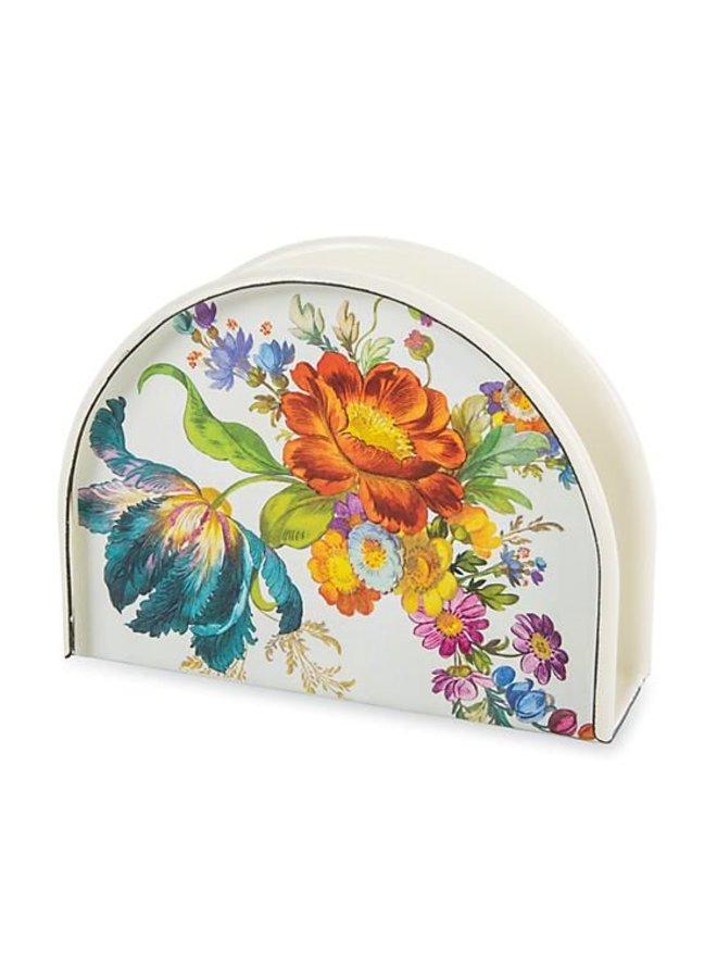 Flower Market Napkin Holder