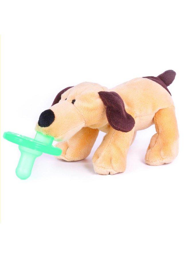 Wubbanub Brown Puppy