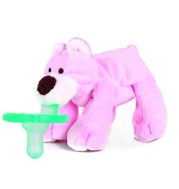 Wubbanub Wubbanub Pink Bear